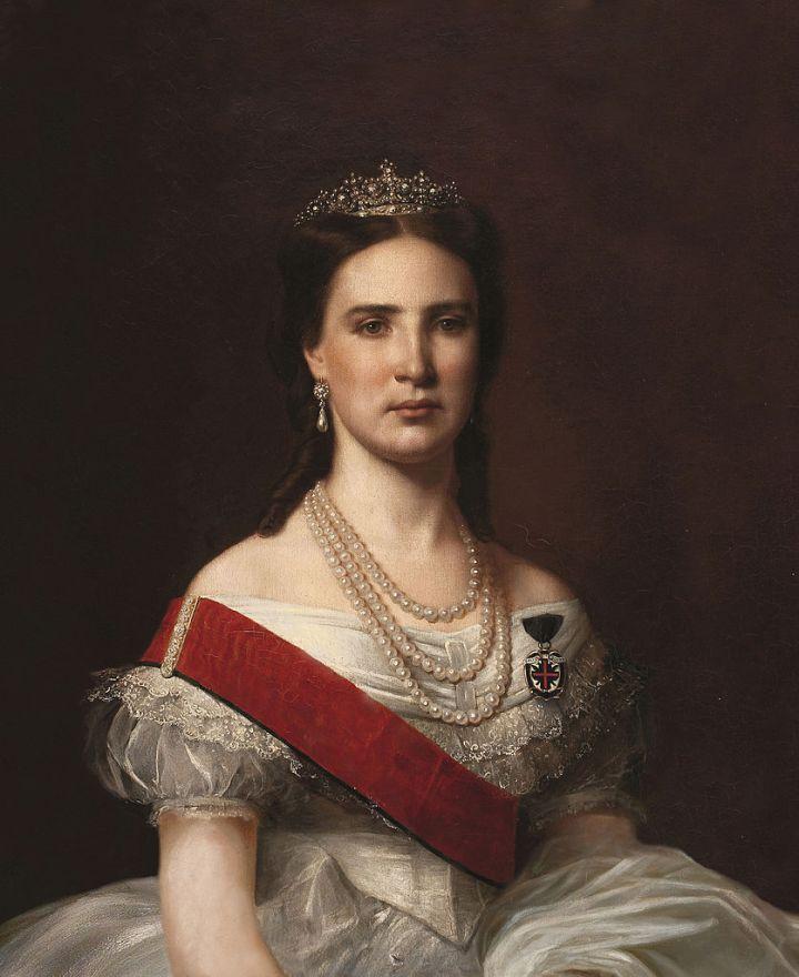 Santiago_Rebull_-_Emperatriz_Carlota_(1867)