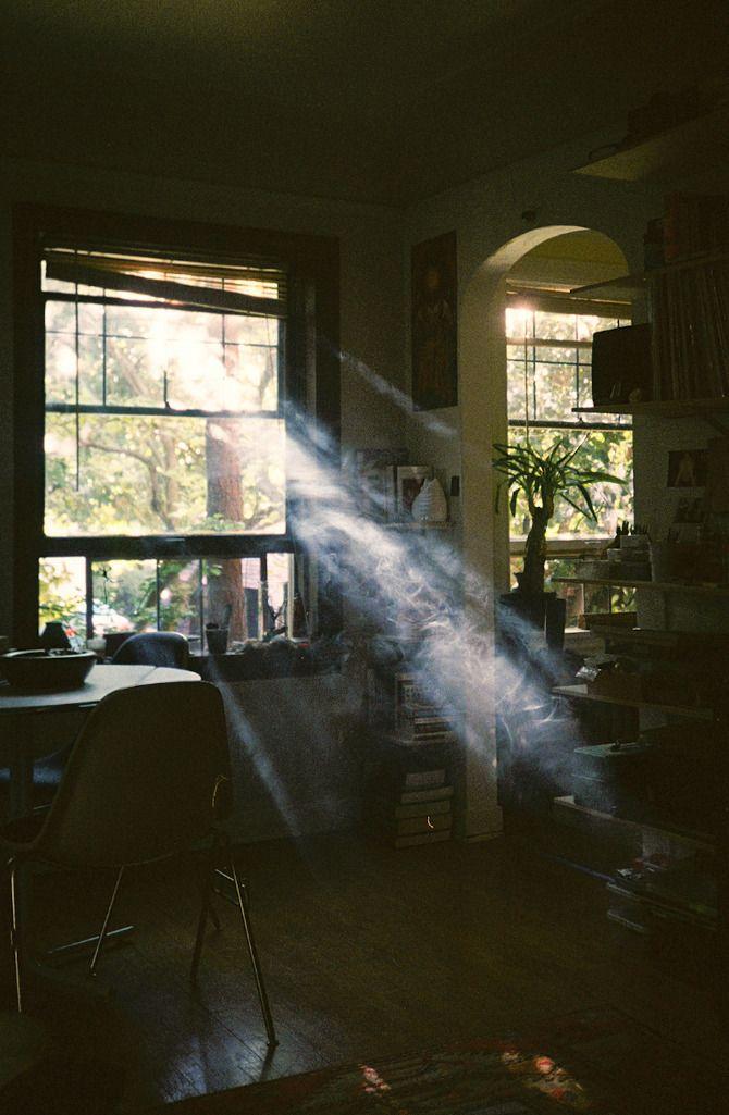 Por mi ventana… latarde